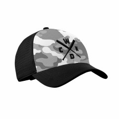 Casquette de baseball Wicked One Trouble-Noir