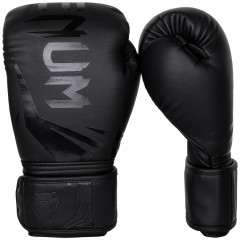 Venum Challenger 3.0 Boxing Gloves - Black/Black