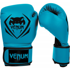 Venum Contender Boxing Gloves - Blue