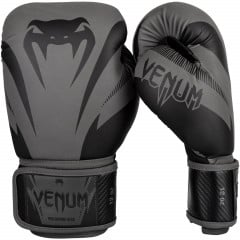 Venum Impact Boxing Gloves - Black/Black