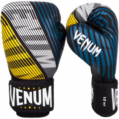 Venum Plasma Boxing Gloves - Black/Yellow