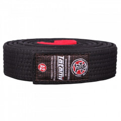 Tatami Fightwear  JJB Belt – Black