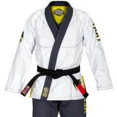 Venum Snaker BJJ Gi - Limited Edition - White/Grey