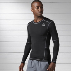 Rashguard Reebok Workout Ready