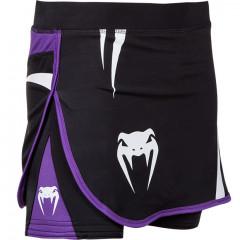 "Venum ""Body Fit"" Training Skirt - Black/Purple"
