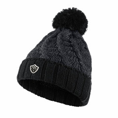 Bonnet Wicked One Crook - Noir/Gris