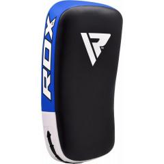Pao courbé RDX Sports - Noir/Bleu