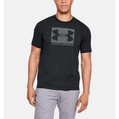 T-shirt Under Armour Boxed Sportstyle - Noir
