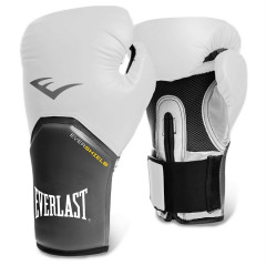 Gants de Boxe Everlast Pro Style ELITE - White