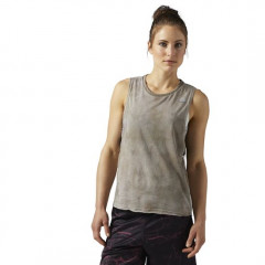 Débardeur Reebok Spray Dye Tank - Sable