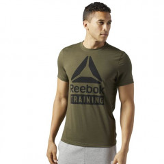 T-shirt Reebok Training Speedwick - Army Green