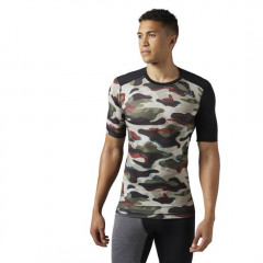 T-shirt de compression Reebok Activchill - Manches courtes