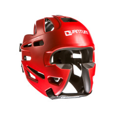 Casque Quantum XP - Xtreme Protection - Rouge