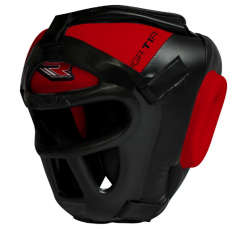 Casque à grille RDX Sports Zero impact - Black/Red