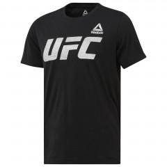 T-shirt UFC FG Reebok - Noir