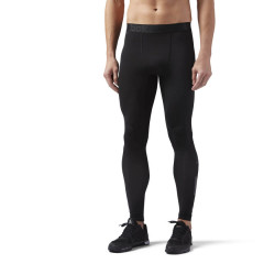 Pantalon de compression Reebok Workout Ready - Noir