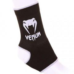 "Venum ""Kontact"" Ankle Support Guard - Muay Thai / Kick Boxing - Black"