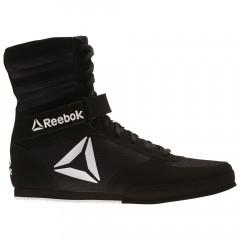 Chaussures de boxe Reebok pour hommes - Noir/Blanc