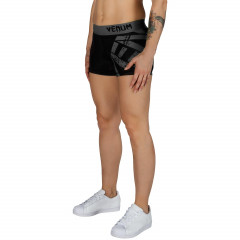 Venum Power Shorts - Grey/Black - For Women