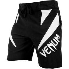 Venum Jaws Cotton Shorts - Black/White