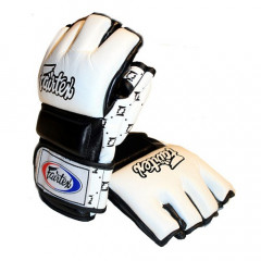Fairtex  Gloves for free fight V17 - black