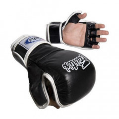 "Fairtex Sparring gloves  ""V15"" - Black"