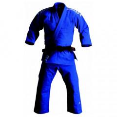 "Kimono de Judo 930B ""International"" Adidas - Bleu"