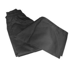 Kimono Pants - Black - Low wide.