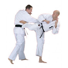 Kimono Karategi Kyokushinkai Competition