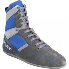 Rivat  Boxing shoes - Top Grey/Blue