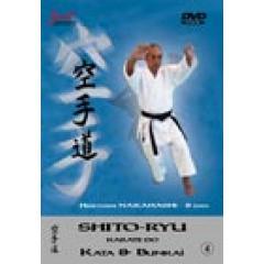 Shito-Ryu Kata & Bunkai - Volume 4 - DVD