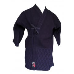 Keikogi - Jacket for Kendo, heavy canvas