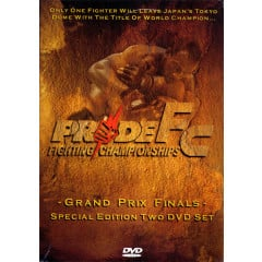 Pride Grand Prix 2000 Finals (DVD)