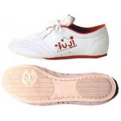 Chaussures de Taekwondo Fuji Mae Logo Rouge