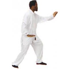 Taichi pants - White
