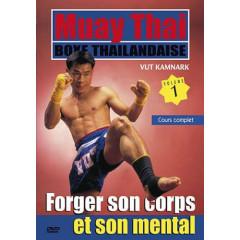Thai par Vut KAMNARK - Volume 1: Shape his body and his mind