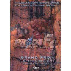 Pride Grand Prix 2000 Opening Round (DVD)