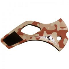 Bandeau pour masque d'entraînement Elevation 2.0 - Desert Camo