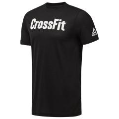 T-shirt Reebok Crossfit Speedwick F.E.F.T - Noir/Blanc