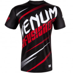 Venum Enfusion Live Dry Tech T-shirt - Black