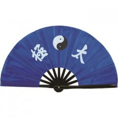 Fans of Tai Chi - Blue