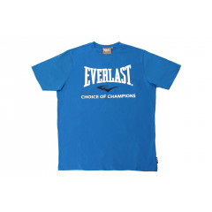 T-shirt Logo Sports Everlast - Bleu