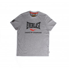 T-shirt Logo Sports Everlast - Gris