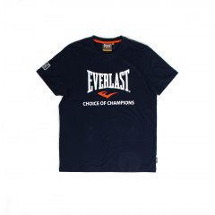 T-shirt Logo Sports Everlast - Bleu Marine