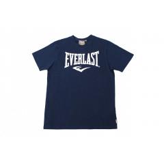 T-shirt Logo Heritage Everlast - Bleu Marine