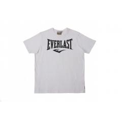 T-shirt Logo Heritage Everlast - Blanc