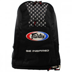 "Fairtex Backpack  ""BAG4"" - Black"