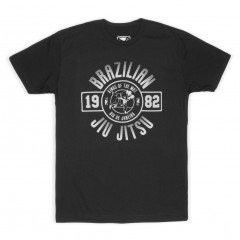 T-shirt Bad Boy King Of The Mat - Noir