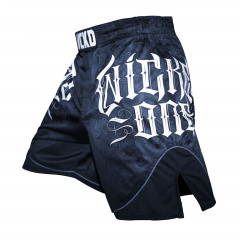 Fightshort Wicked One Strike - Bleu marine