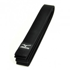 Obi belt-black for Judo Mizuno FIJ